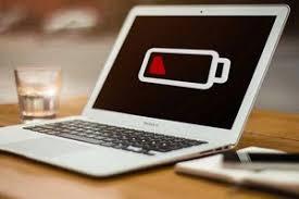 Pin laptop có dấu chéo đỏ là hiện tượng gì và cách khắc phục đơn giản