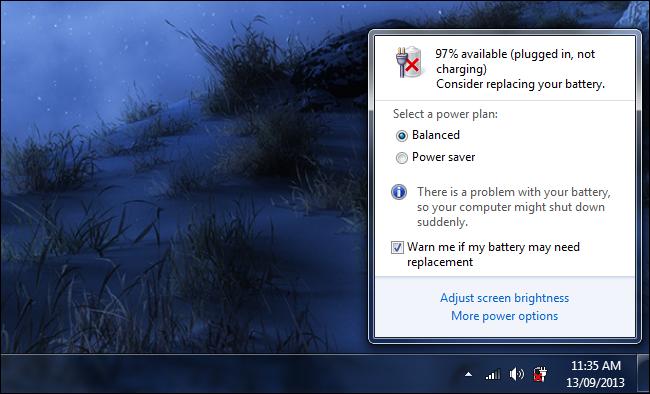 Những dấu hiệu pin laptop bị hỏng bạn cần biết