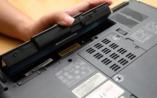 Cách nhận biết Pin laptop bị chai và các nguyên nhân gây nên