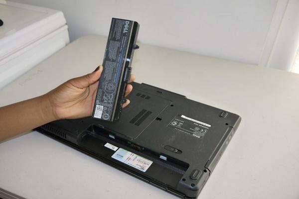 Nguyên nhân dẫn đến lỗi không nhận pin laptop