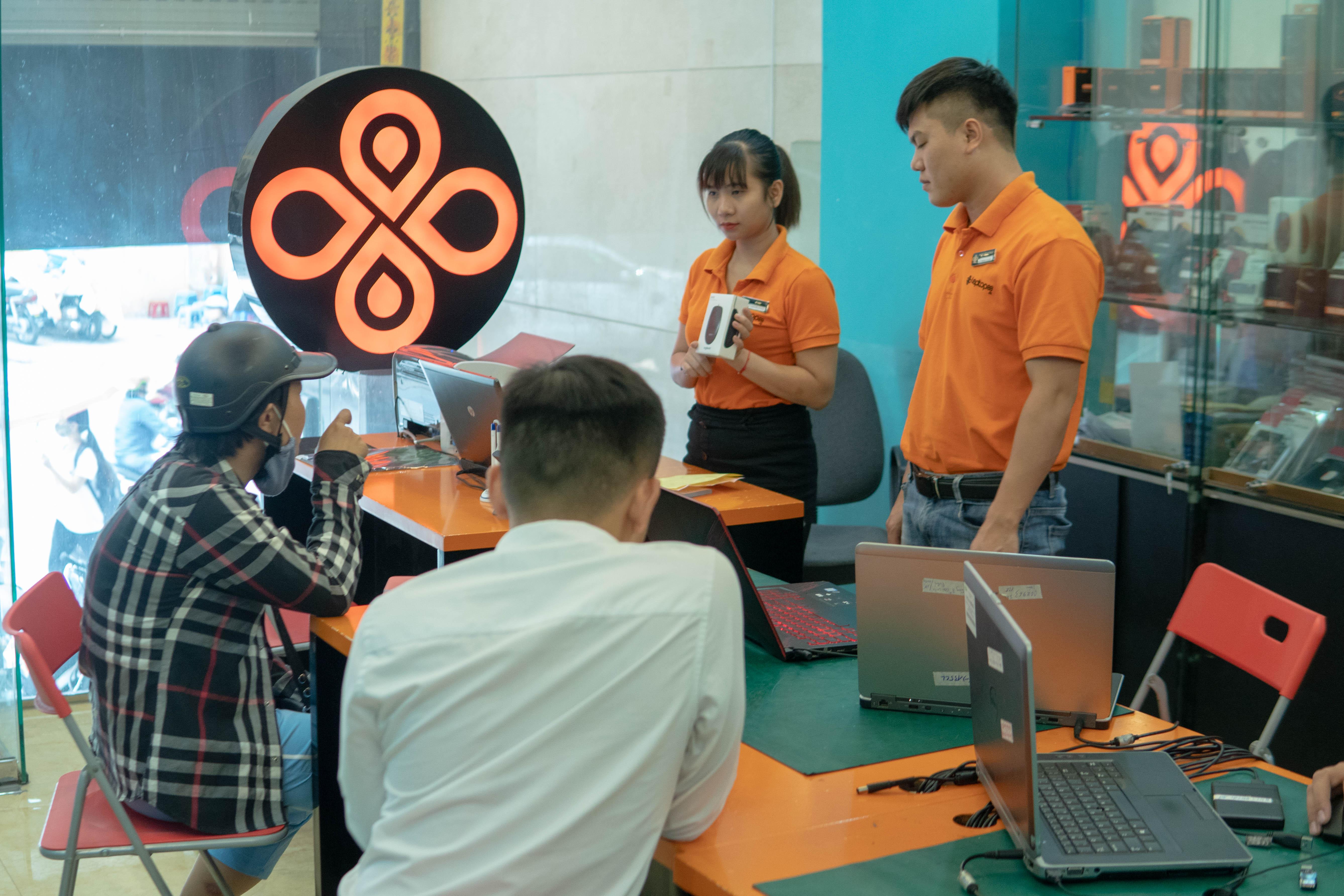 Địa chỉ sửa laptop uy tín Lê Thanh Nghị lấy ngay - Giá rẻ
