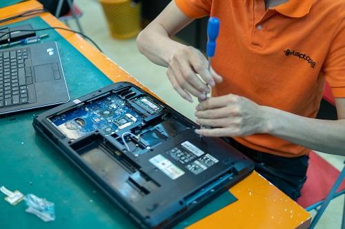 Địa chỉ sửa laptop Dell uy tín tpHCM