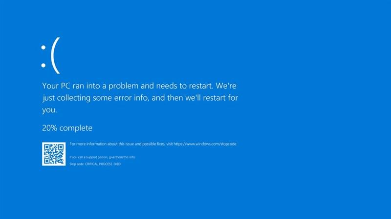 Máy tính bị lỗi win 10 không khởi động được và cách khắc phục đơn giản, dễ làm