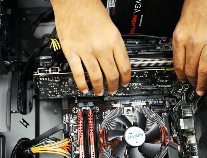 6 Cách Sửa Card Màn Hình Laptop Siêu Dễ