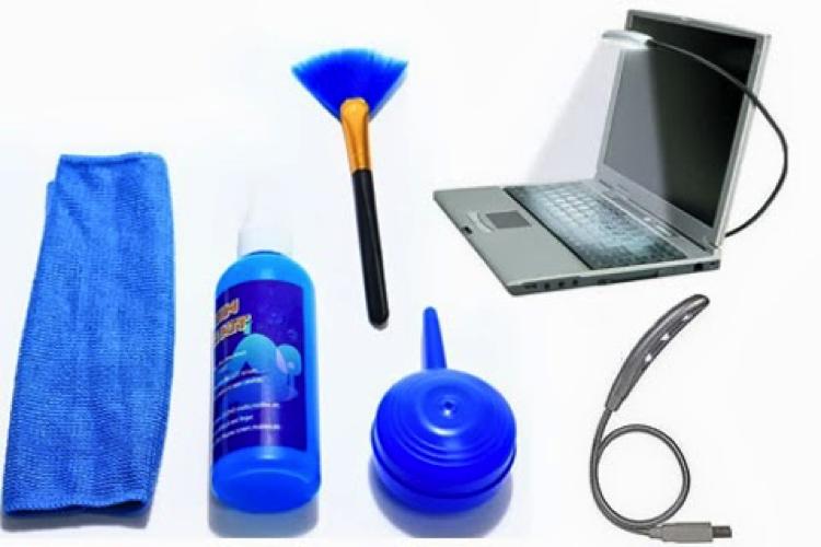 Hướng dẫn vệ sinh laptop Asus