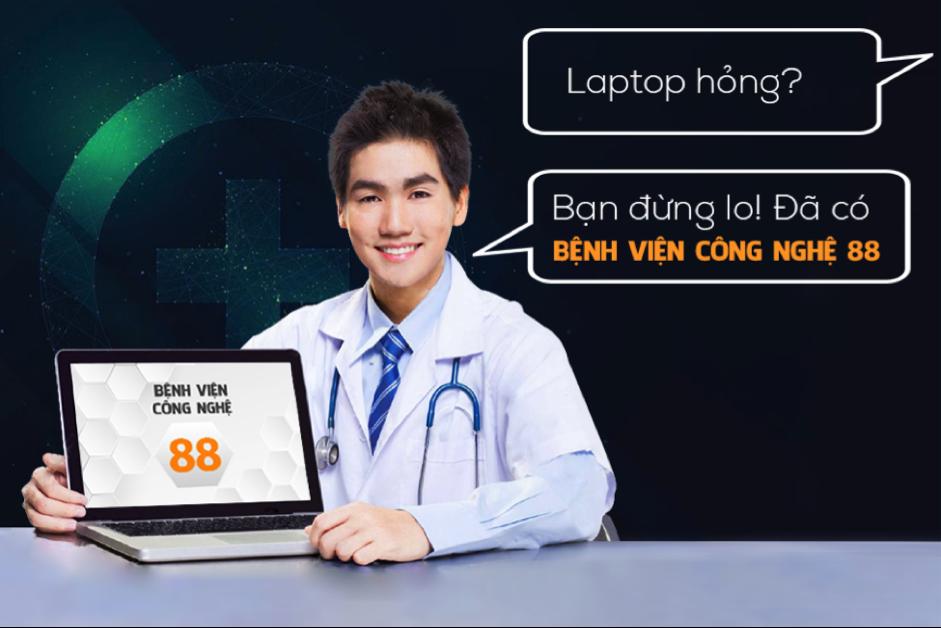 4 địa chỉ vệ sinh laptop uy tín Hà Nội