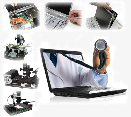 Các địa chỉ sửa chữa laptop Lê Thanh Nghị
