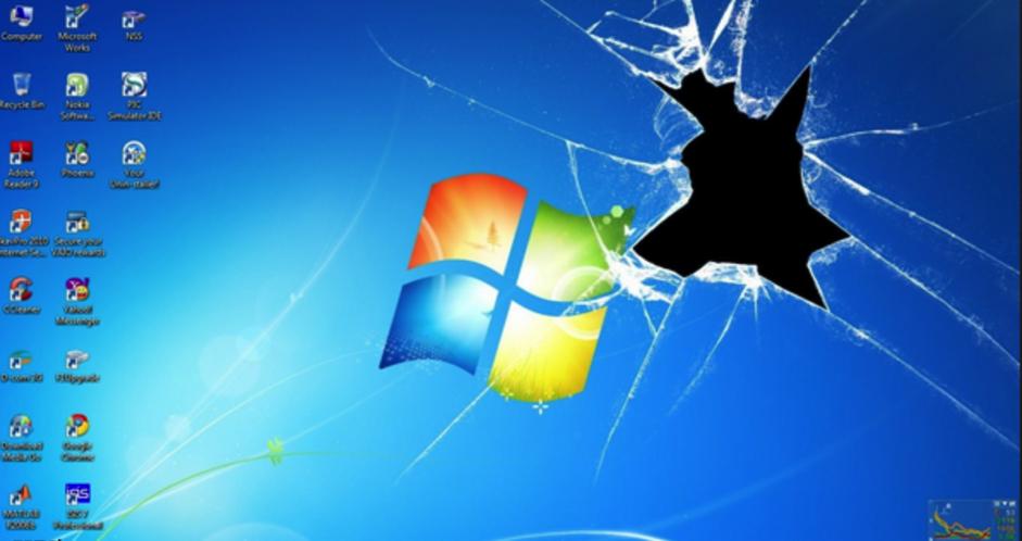 Làm gì để sửa màn hình laptop bị vỡ