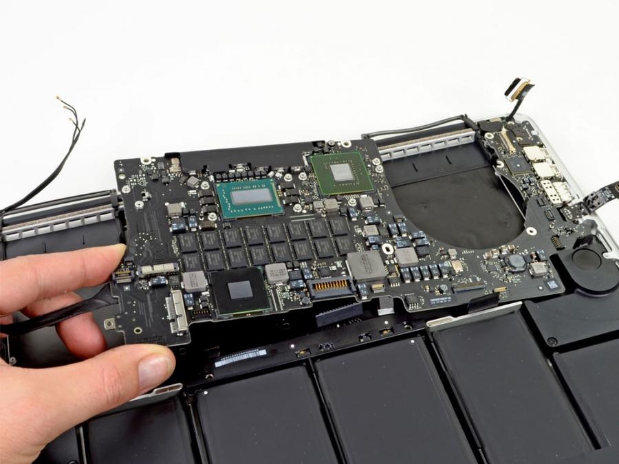 Những điều cần lưu ý khi sửa lỗi main Macbook