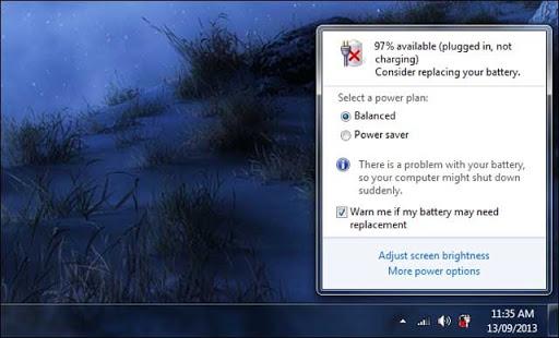 Làm Sao Để Biết Pin Laptop Chai, Sắp Hỏng?