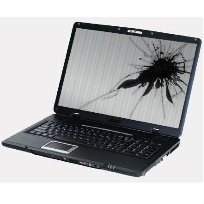 Vỡ màn hình trong của laptop có sửa được không?