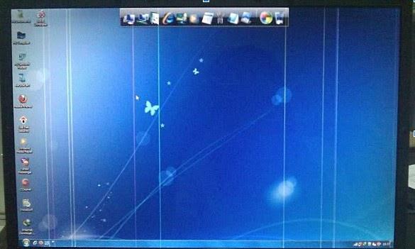 Tổng Hợp Các Lỗi Màn Hình Laptop Thường Gặp