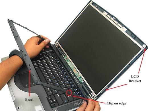 Vỡ Màn hình Laptop Dell? Giá thay Màn hình Laptop Dell