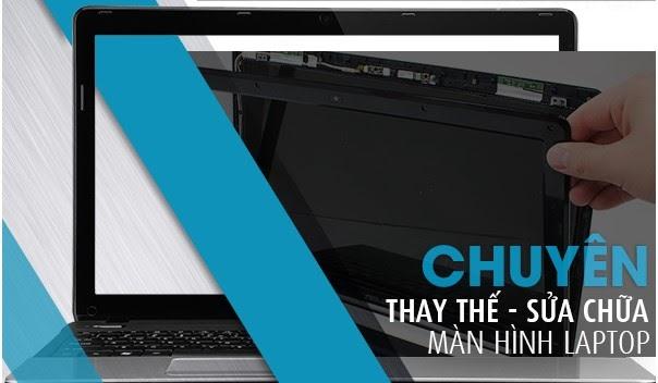 Thay Màn Hình Laptop Cũ - Những Lỗi Màn Hình Có Thể Sửa Được