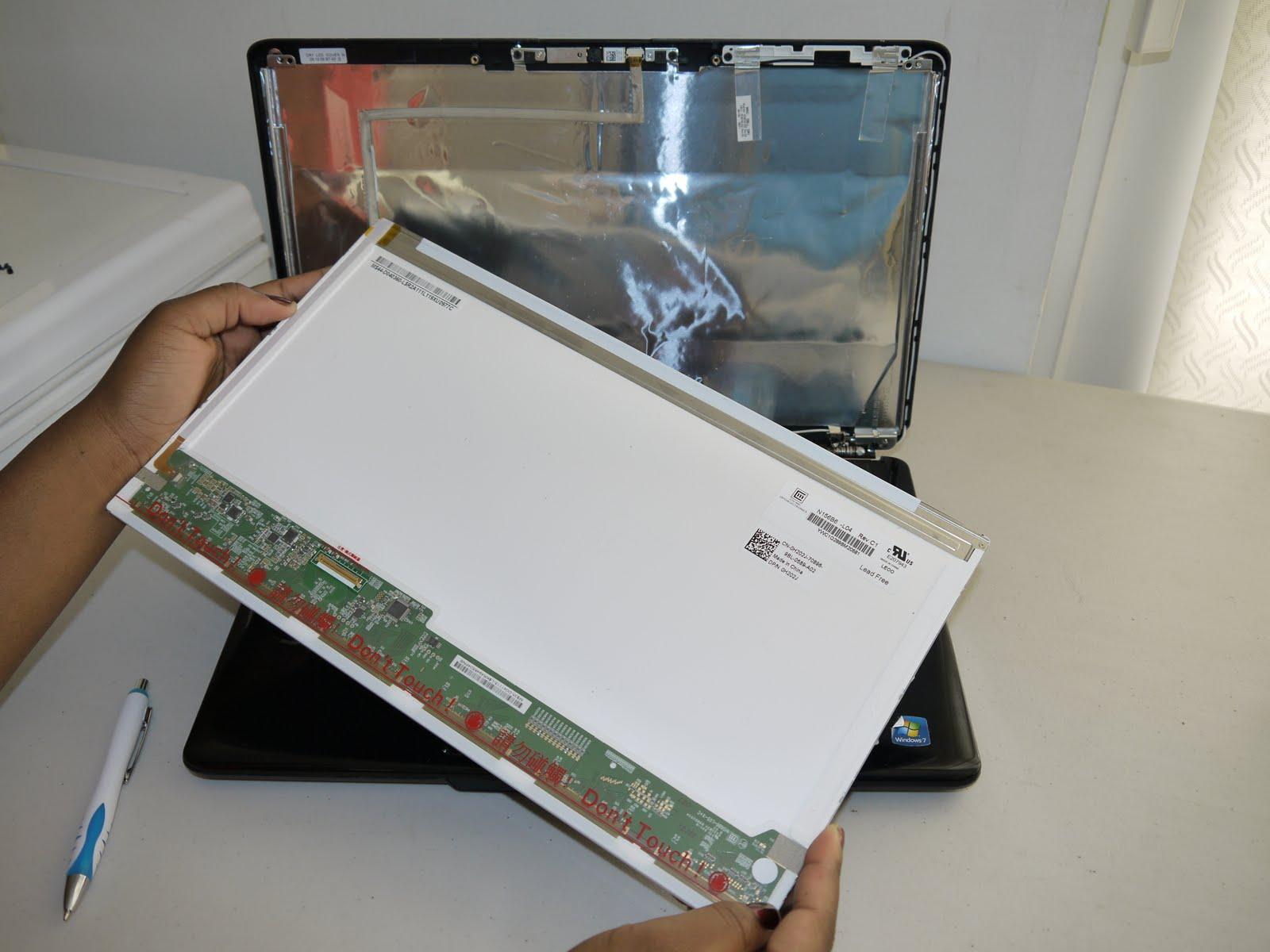 Thay màn hình Laptop Dell giá bao nhiêu?