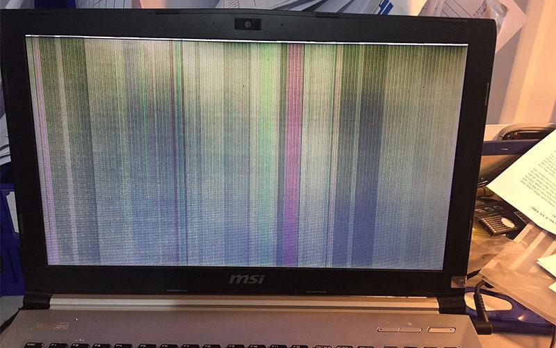 Hướng dẫn thay màn hình laptop tại nhà với những lỗi thường gặp