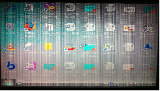 Các lỗi cần Thay màn hình Laptop Sony 15.6 Inch