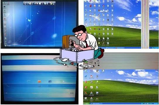 Hướng dẫn khắc phục lỗi mà không cần thay màn hình laptop HP Probook 4410s