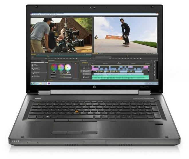 Laptop mobile workstation (máy trạm) là gì?